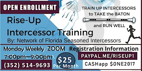 RISE-UP INTERCESSOR TRAINING tickets