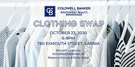 Coldwell Banker 3rd Annual Clothing Swap tickets