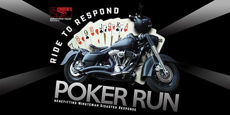 Ride To Respond  Poker Run tickets
