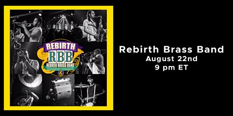 Tipitinas.TV Season 1: Rebirth Brass Band tickets