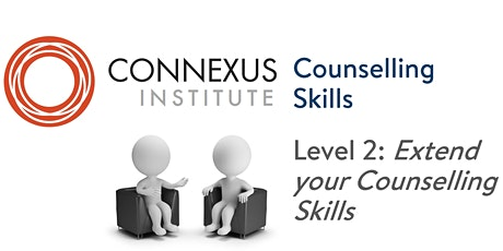 Counselling Skills Level 2:  Extend your Counselling Skills January 2021 tickets