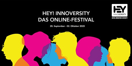HEY! INNOVERSITY Tickets
