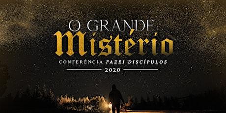 Conferência Fazei Discípulos 2020 | Sexta, Sábado e Domingo ingressos