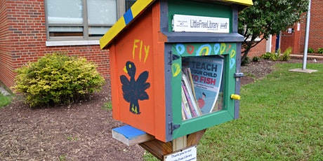 Little Free Library Installations tickets