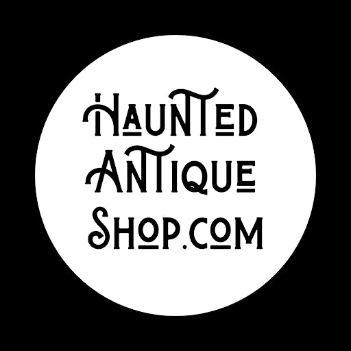 Vintage Cottage Antiques: The Haunted Antique Shop logo