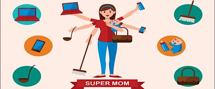 Virtual School Webinar: The Parent (Guilt) Trap image