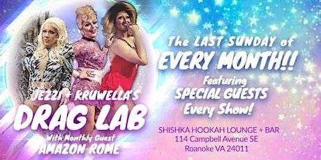 Jezzi and Kruwella's Drag Show: August tickets