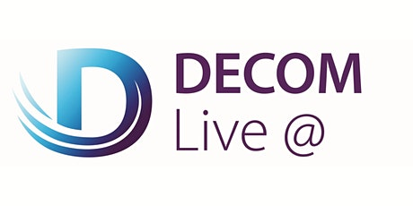 Decom Live @ Aberdeen Harbour tickets