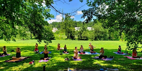 Yoga in the Park Asheville tickets