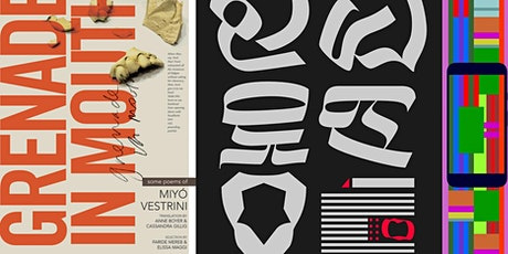 Lettering and Design for Book Covers: Online Workshop with Faride & Mirko tickets