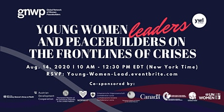 Young Women Leaders and Peacebuilders on the Frontlines of Crises tickets