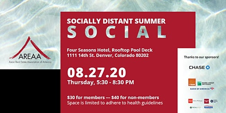 AREAA Summer Social tickets