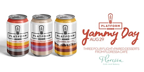 Yammy Yammy Release Party Pairing - Cleveland tickets
