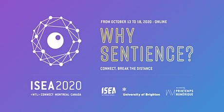 ISEA2020 Online - Symposium tickets