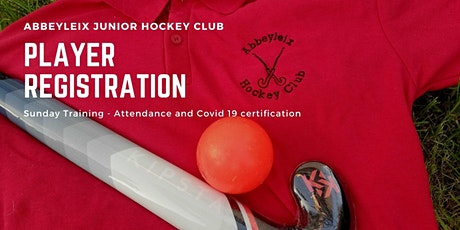 Abbeyleix Hockey Club - Sunday Registration. tickets