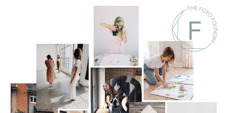 The Foto Foundry Branding BTS Styled Shoot billets