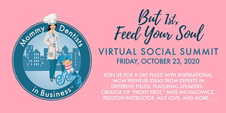 MDIB Virtual Social Summit 2020 tickets