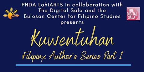 Kuwentuhan (Talkstory) Filipinx Author's Series tickets