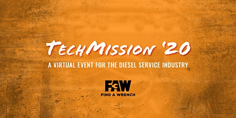 TechMission 2020 - Diesel Virtual Event tickets