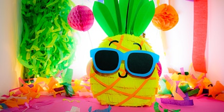 Build Your Own Mini Piñata Workshop - Halloween Special