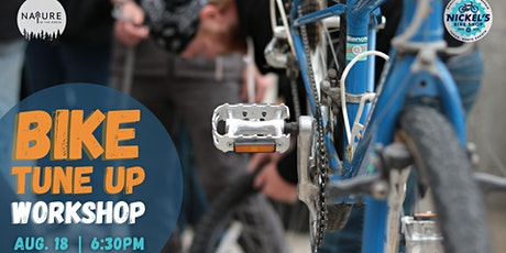 Bike Tune-Up Workshop at Nature of the North tickets