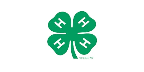 4-H Volunteer and Parent Training tickets