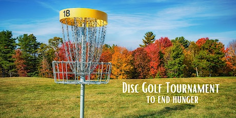 2020 Disc Golf Tournament to End Hunger tickets