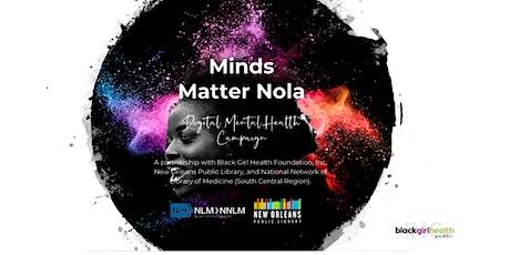 Minds Matter NOLA tickets