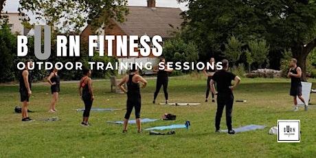 U Burn Fitness: Outdoor Fitness Training tickets