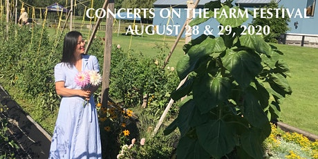 Concerts on the Farm Festival - August 28 & 29, 2020 tickets
