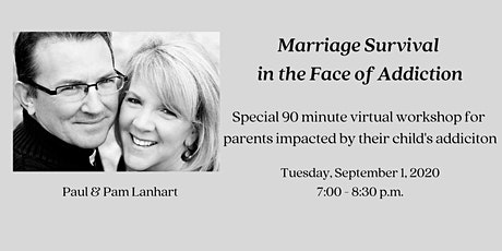 Marriage Survival in the Face of Addiction tickets