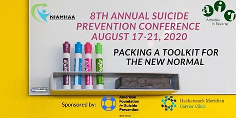 8th Annual Suicide Prevention Conference tickets