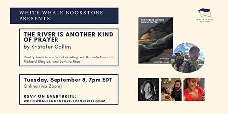 Poetry Book Launch: The River Is Another Kind of Prayer, Kristofer Collins tickets