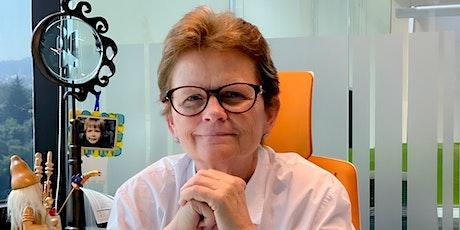 #DiálogosXMéxico Gisela Rubach Lueters boletos