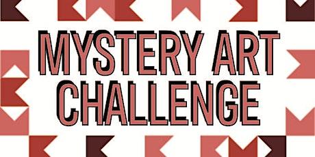 Mystery Art Challenge (October) tickets