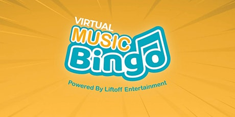 Virtual Music Bingo - Corporate Demo tickets