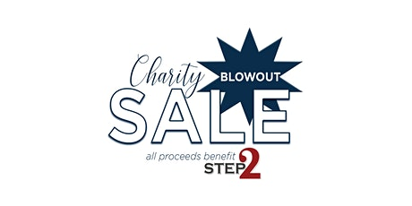 Charity Blowout Sale tickets