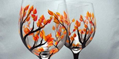 Remix Market Wine Glass Painting! tickets
