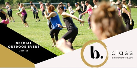 The b. Class® Outdoor Event in Airdrie tickets