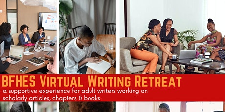 Black Family Homeschool Educators & Scholars Virtual Writing Retreat tickets