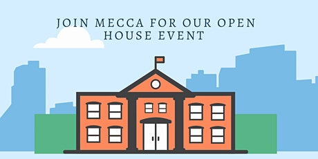 MECCA's Open House tickets