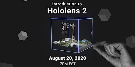 HoloLens 2 Design & Development  Workshop tickets