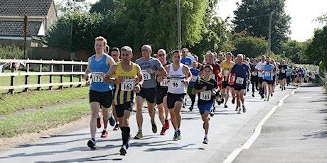 Alderton 5k Run 2021 - fast, flat & friendly - it's our 10th year! tickets