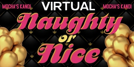 Virtual Naughty or Nice Paint n Party tickets