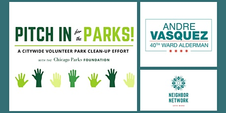 Legion Park- Pitch In for the Parks! tickets