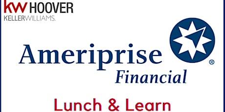 Lunch & Learn w/ Ameriprise Financial tickets