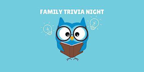 Family Trivia Contest tickets