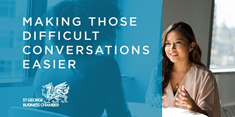 Making Those Difficult Conversations Easier tickets
