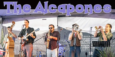 A Socially Distant Event Featuring The Alcapones tickets