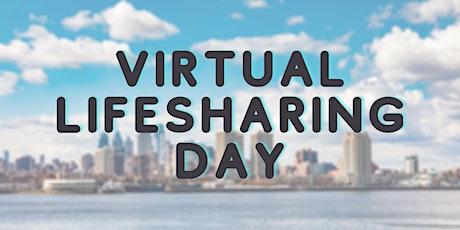Virtual LifeSharing Day! tickets